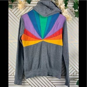 Aviator Nation Sunburst Hoodie discontinued color